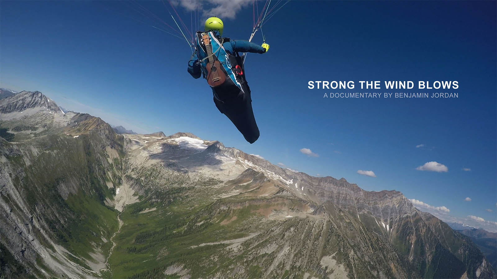 """Strong The Wind Blows 